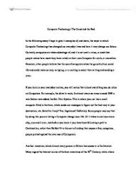 technology is bad essay negative impact of technology essays