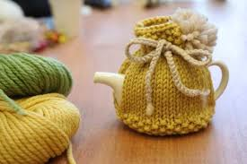 Tea Cozy Knitting Pattern
