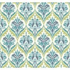 wallpaper pattern modern green. Exellent Green York Wallcoverings Modern Shapes Basilica Wallpaper With Pattern Green O