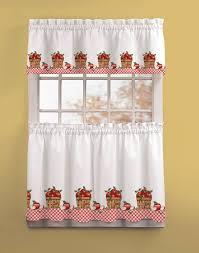 Jc Penneys Kitchen Curtains White Swag Kitchen Curtains