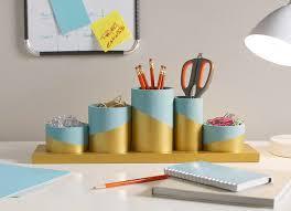 diy desk organizer tutorial. Fine Desk Plaid_DIY Desk Organizer_01 Create A Colorful DIY Desktop Organizer  And Diy Desk Organizer Tutorial