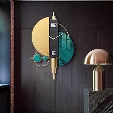 art deco wall clock apollobox