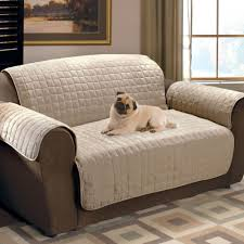 faux suede pet furnitureers for sofas loveseats and chairs j172 sofa leather leatherpet slipcoverspet waterproof