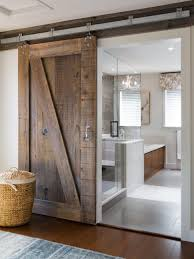 How To how to make a barn door images : Bathrooms Design : White Barn Door For Bathroom Ideas Diy The ...