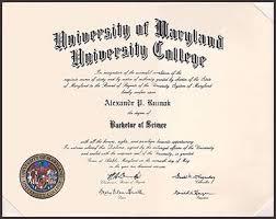 Сибирско американский факультет менеджмента ИГУ диплом бакалавра наук по менеджменту Университетского Колледжа Мэрилендского Университета США