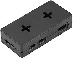 Richer-R Protective Shell Case for Raspberry Pi, ABS ... - Amazon.com