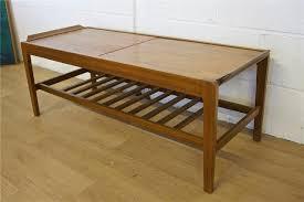 Extending Coffee Table Vinterior Vintage Midcentury Antique Design Furniture