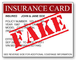 Use our credit card number generate a get a valid credit card numbers complete with cvv and other fake details. The Dangers Of Fake Auto Insurance Cards