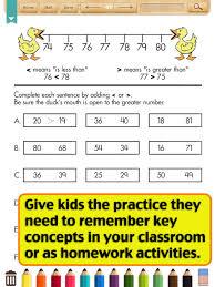 Kids Math-Place Value Worksheets(Grade 1) (iPad) reviews at iPad ...