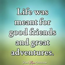 Adventure Love Quotes