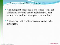 What Is Convergence Converging And Diverging Series Test Discovery Core Series Plan