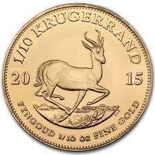 1 10 Oz Krugerrand 22k Gold