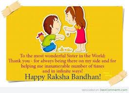 Chart On Raksha Bandhan Happy Raksha Bandhan Desicomments Com
