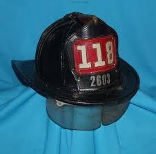 nice cairns black leather helmet