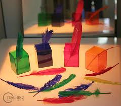preschool art table. Preschool Light Table Activities- Teaching 2 And 3 Year Olds Art A