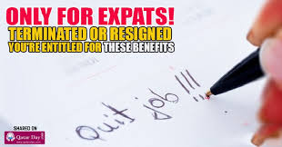 Resigned In Lieu Of Termination Resignation Or Termination After One Year Before Finishing Your