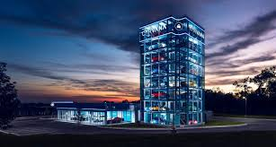 Carvana Vending Machine Houston Simple Carvana opens a 'car vending machine' in Warrensville Heights