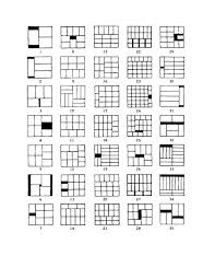 Amcor Pallet Pattern Chart Table 3 2 Pallet Pattern Outline Table 40 By 48 Inch Pallet