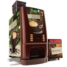 Coffee Bean Vending Machine Interesting Bean To Cup Coffee Vending Machine Brewers Cappuccino Latte