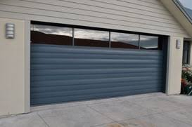 garage doors with windows. Ribline Panel; Nu-Style With Window Sash Garage Door Doors Windows