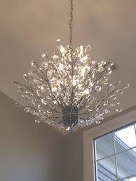 kitchen beautiful tree branch chandelier 7 blue white light with beautiful tree branch chandelier 7 blue