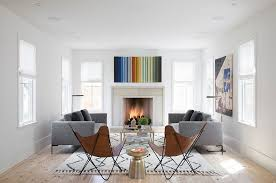 ... Midcentury modern design combined with cool Scandinavian flair [Design:  Texas Construction Company]