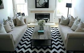 black chevron rug and white floor runner ikea woven area bla