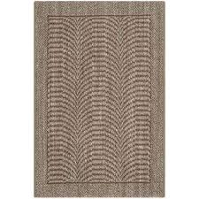 palm beach silver 6 ft x 9 ft area rug