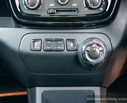 Renault Kwid 1.0L Easy-R AMT Center Console Review  Indian Autos Blog