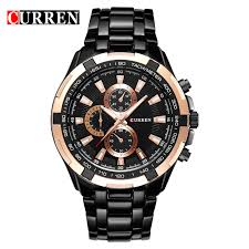 online buy whole famous watch brands men from famous curren men watches famous brand luxury men military wrist watches business men sports watch water resistant