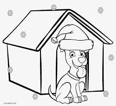 Dog Coloring Pages To Print At Getdrawingscom Free For Personal
