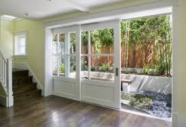 Door : Favorable 3 Panel Sliding Glass Closet Doors Engaging Pella ...