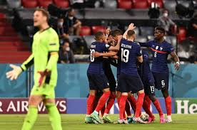 Hummels own goal sees france beat germany. B R Football On Twitter France Strike First After Hummels Own Goal Https T Co Qlffwsucic Twitter