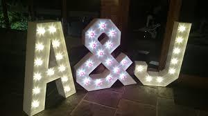 letter lighting. 4ft Vintage Light Up \u0027 Initial \u0026 Letters Letter Lighting