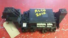 suzuki alto fuses fuse boxes suzuki alto 09 14 1 0 under dash fusebox fuse box 68k10
