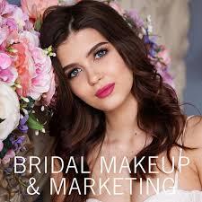bridal makeup marketing cl