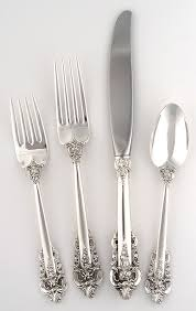 in great tableware and great values we wanted to let you know about significant savings curly offered in sterling silverware place settings