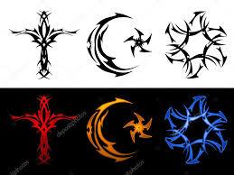 фото религиозные татуировки религия татуировки векторное