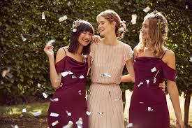 Unique one shoulder dresses of different colors ideas Convertible Best Bridesmaid Dresses For 2019 Wedding Ideas Magazine The Best Bridesmaid Dresses For 2019 Wedding Ideas Magazine