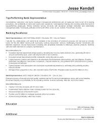 Examples Of Profiles For Resumes