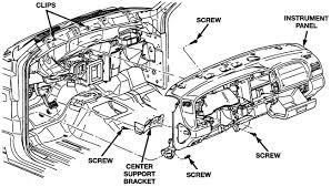 would anyone be able to provide instructions for replacing a heater heater box diagram for 1995 gmc truck at Heater Box Diagram