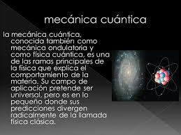 """Resultado de imagen de El """"universo"""" de la mecánica cuántica, de lo muy pequeño"""