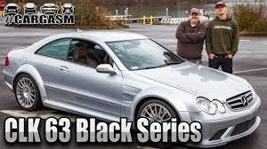 Very Rare 2008 Mercedes CLK 63 AMG Black Series - Cargasm Ep. 1 ...