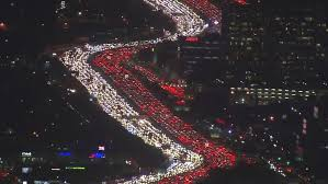 l a s thanksgiving traffic nightmare is here prepare for a sea of brake lights