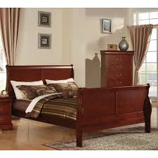 Small Picture Louis Philippe III Bed Multiple ColorsSizes by Acme Furniture