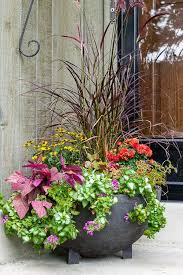 these fall planter ideas will help you choose and create beautiful container gardens that will last