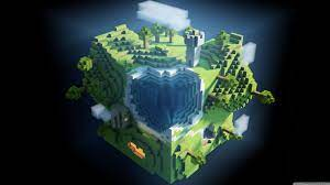 Gaming Backgrounds HD Minecraft ...