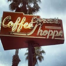 Cora's coffee shoppe — 1802 ocean ave. Cora S Coffee Shoppe Breakfast Spot In Downtown Santa Monica