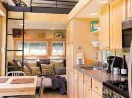 Smart Storage Ideas From Tiny House Dwellers HGTV - Tiny house on wheels interior