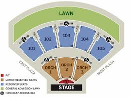Verizon Wireless Amphitheater Seating Chart Irvine Theatre Seat Numbers Online Charts Collection